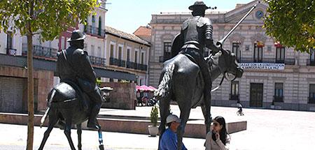 Monumentos y lugares de interés de Herencia