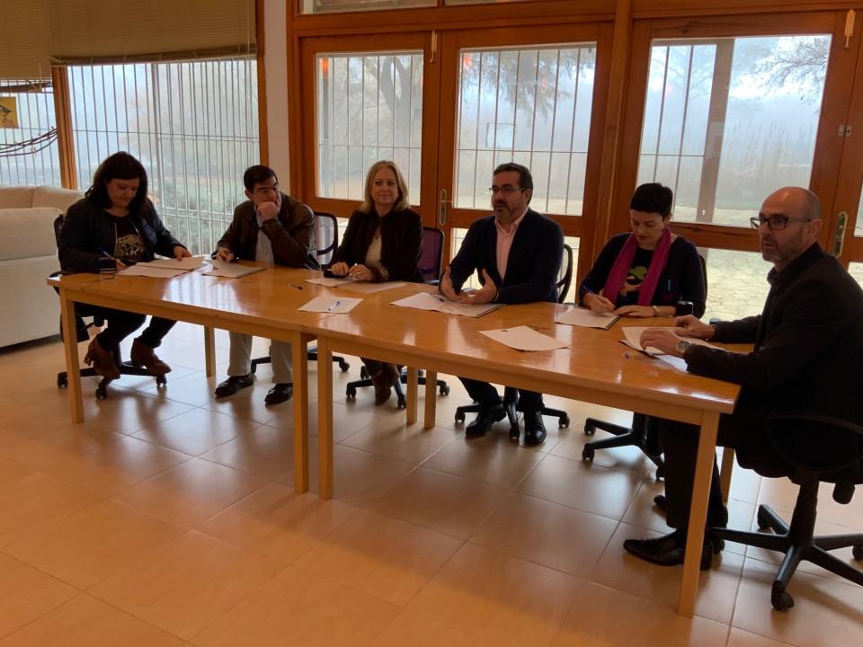 """Mancha Norte coordinará """"Reserva de la Biosfera de la Mancha Húmeda"""", un proyecto de cooperación regional"""